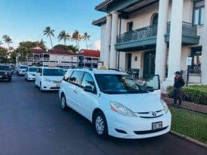 Maui Taxis rental car alternative