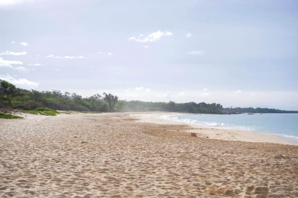 dangerous beach to snorkel Makena beach
