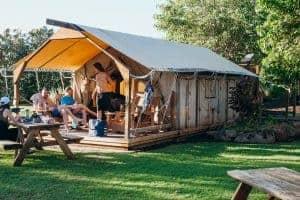 Camp Olowalu Family Tentalow Review