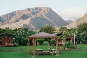 Camp Olowalu Glamping Great Views