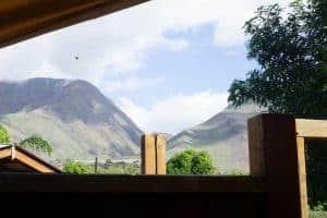 Camp Olowalu Tentalow View