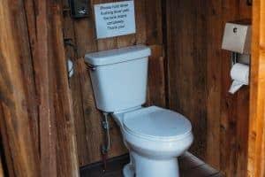 Camp Olowalu Toilet Example