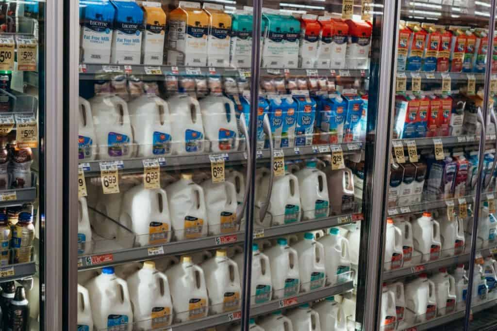 The cost of a gallon of milk in Maui 2020