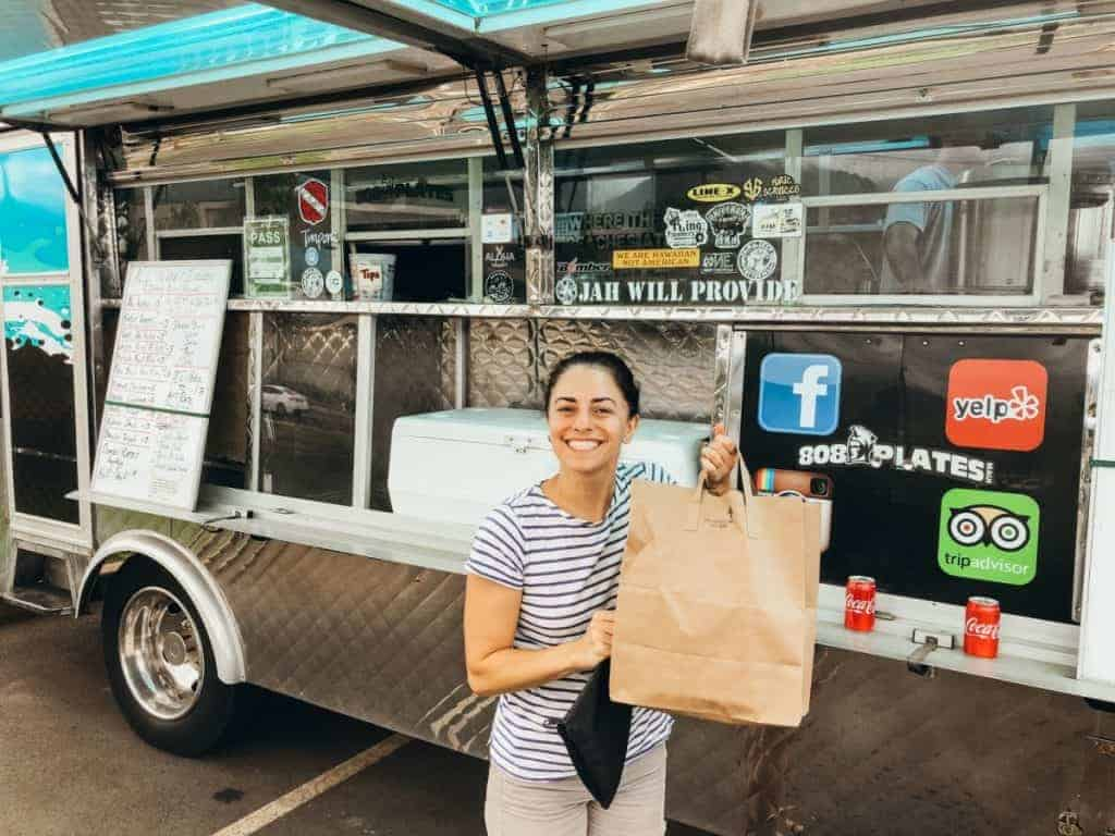 Kahului Food Trucks Maui