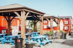 Kihei food truck Park Maui