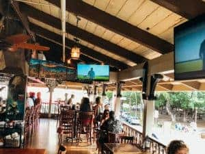 Lahaina Happy Hour Captain Jacks