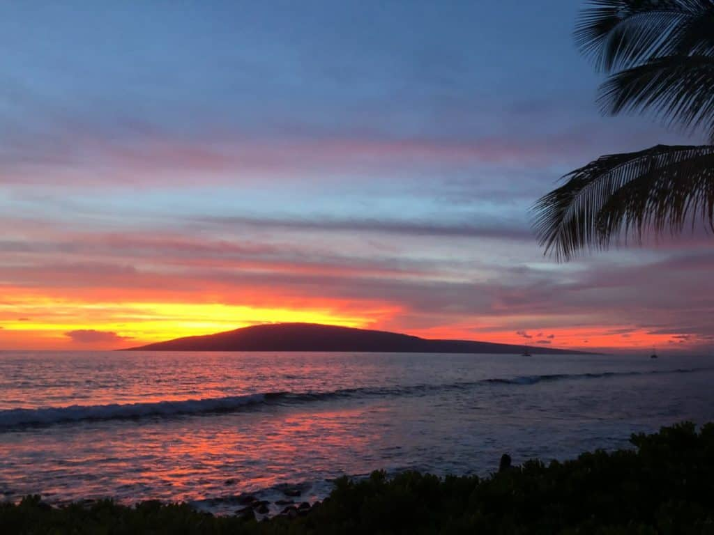 Maui Adventure Cruise Lahaina Sunset
