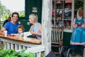 Maui Coffee Shops Things to Do with Infants