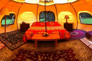 Maui Yurt in Hana
