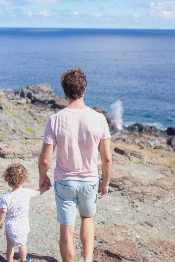 Pukalani Blow Hole Maui Activities for Teenagers