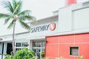 Second Cheapest Groceries Maui Safeway