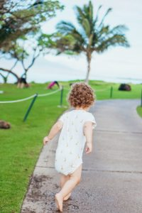 Wailea Beach Walk Maui with Kids