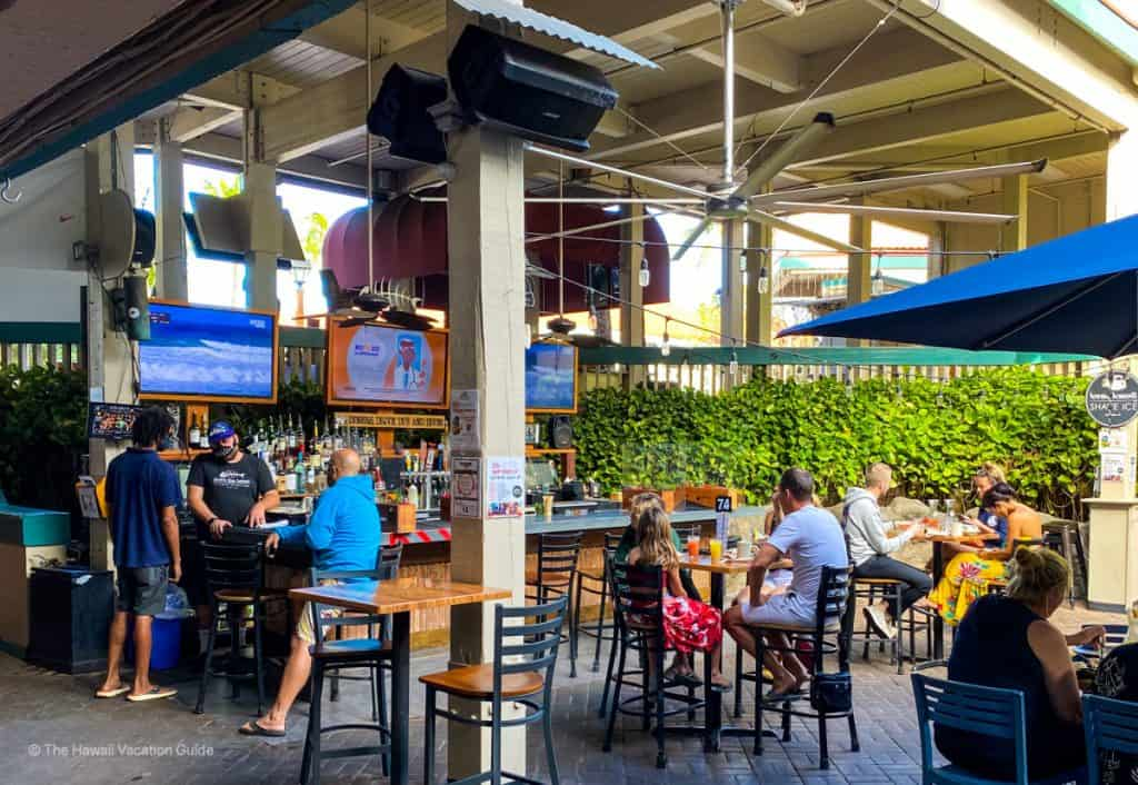 best happy hour lahaina live music Down the Hatch