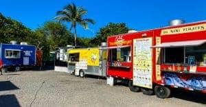 costco food truck park trucks