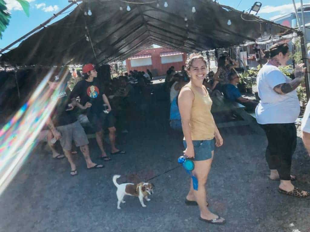 food trucks near Costco Maui Tent