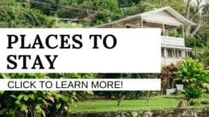 Hawaii accommodation recommendations