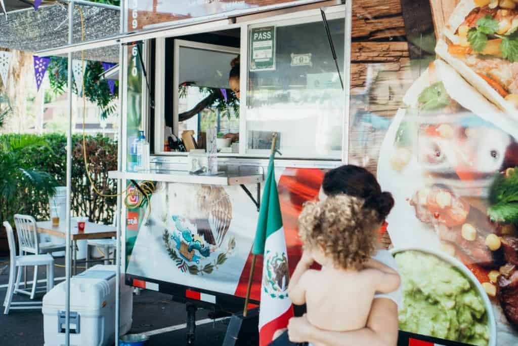 mexican food truck Maui Lahaina