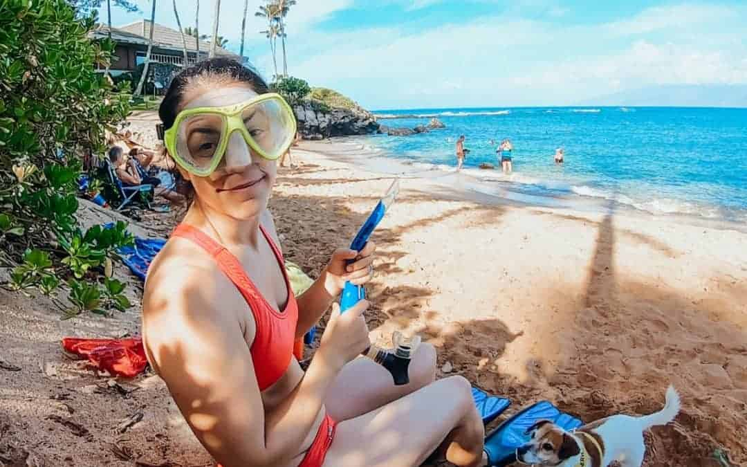 The Best Hawaiian Island for Snorkeling (hands down the best)