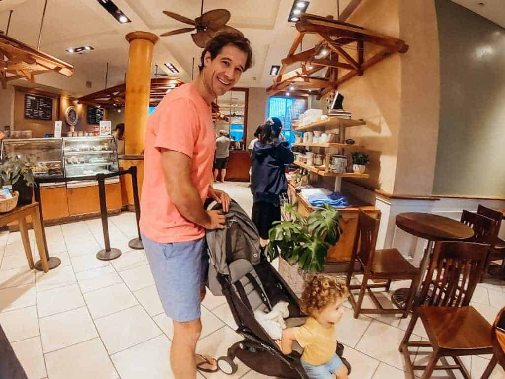 Day 2 Honolulu Coffee Company Oahu Itinerary