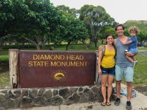 Day 2 Itinerary Diamond Head Hike