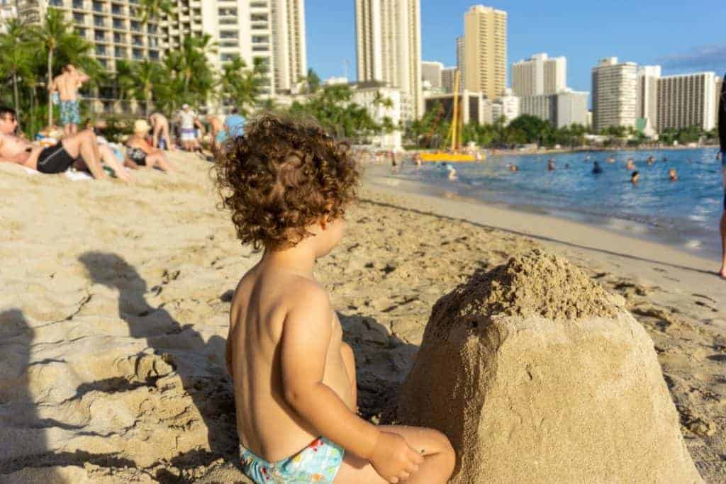 Day 3 Oahu Itinerary Waikiki Beach