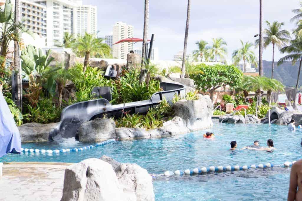 Day 3 Oahu Itinerary Waikiki Pools