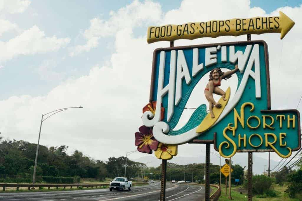 Day 5 Oahu Itinerary Haleiwa Town