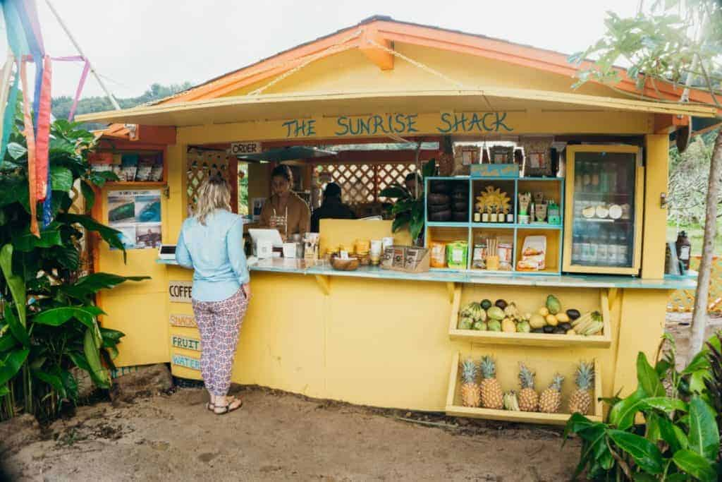 Day 5 Oahu Itinerary Sunshine Shack
