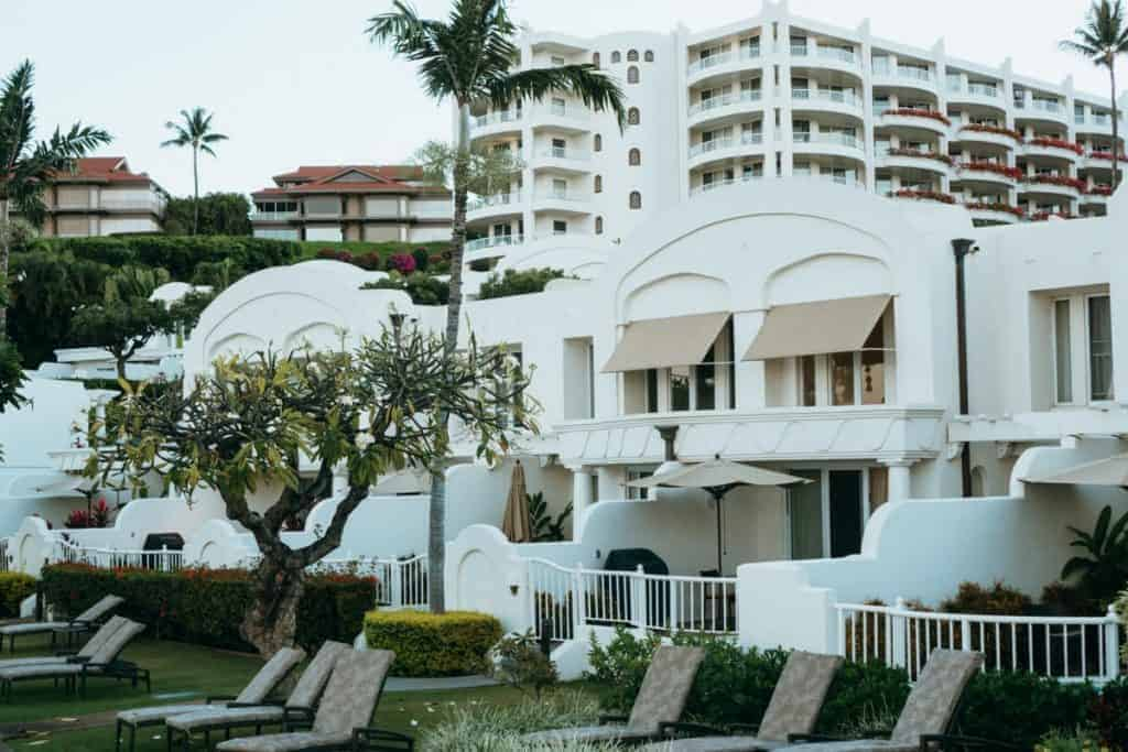 Fairmont Kea Lani Beach Villas for families