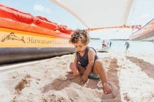 Ko Olina Lagoons are for Kids