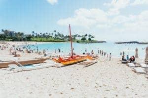 Ko Olina Place to Stay Lagoon 1