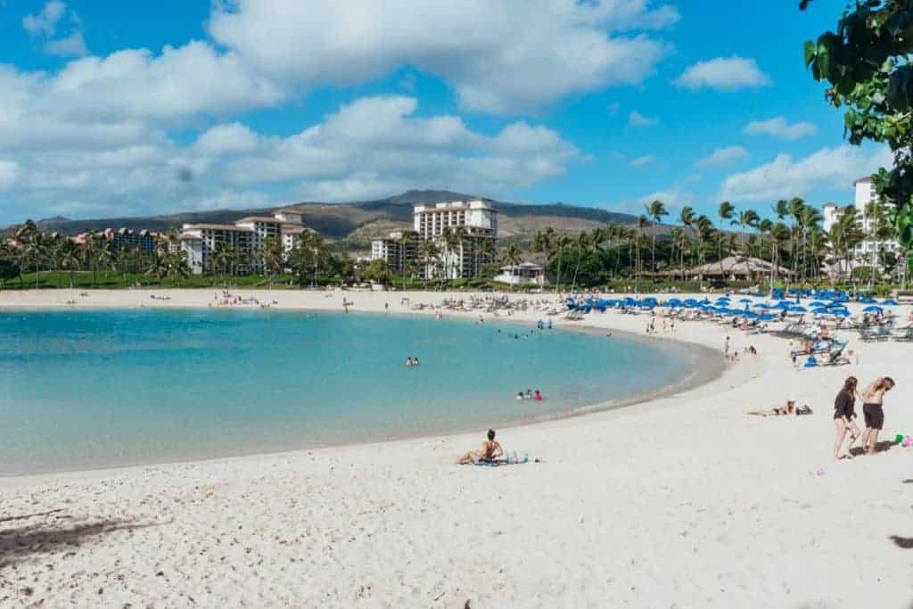 Ko Olina Place to Stay Lagoons