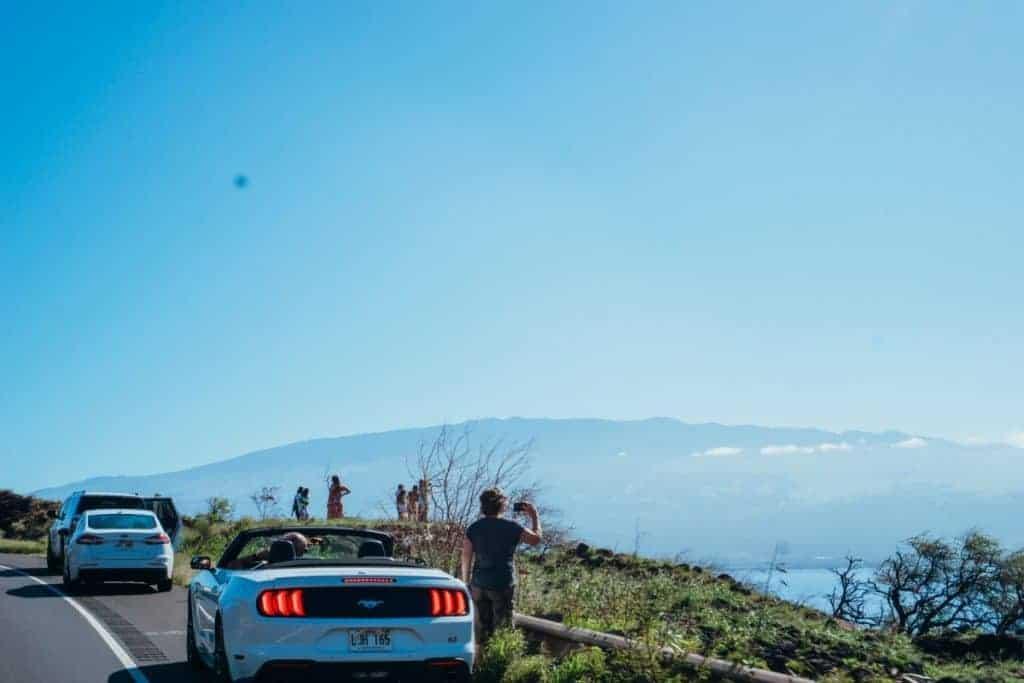 Maui Shoreline Whale Watching