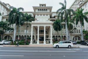 Moana Hotel Waikiki Place to Stay Oahu