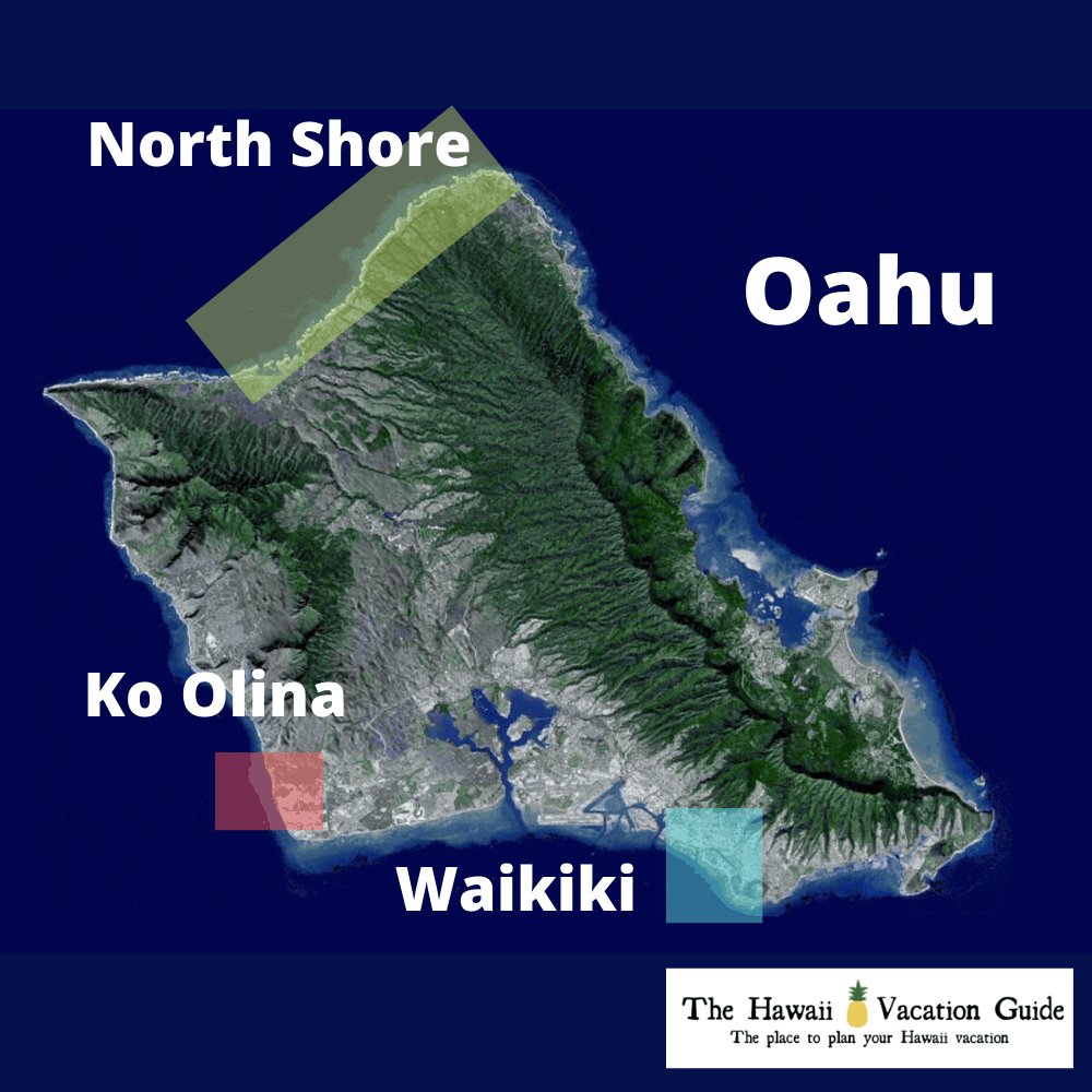 Oahu Hawaii Where to Stay