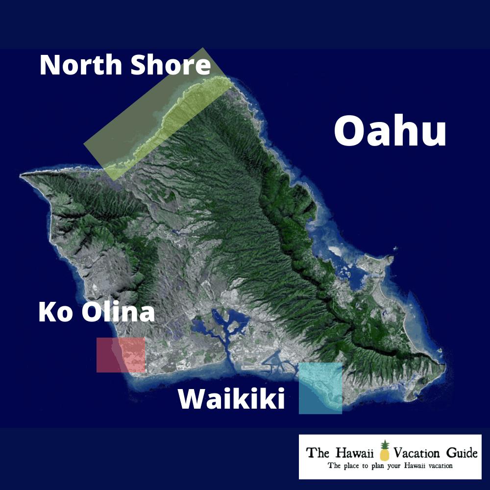 Oahu Hawaii Where to Stay