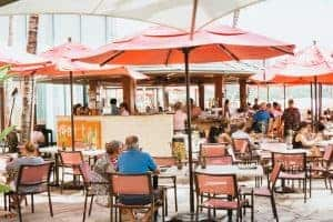 Royal Hawaiian Waikiki Beach Bar