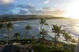 Turtle Bay Place to Stay Oahu