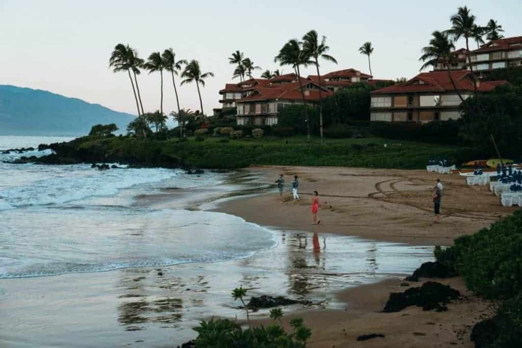 Wailea Fairmont Kea Lani Polo Beach for families