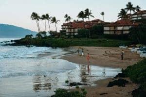 Wailea Fairmont Kea Lani Polo Beach for families