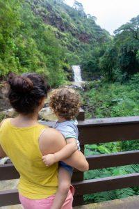 Waimea Valley Waterfall North Shore or Ko Olina