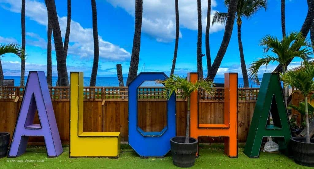 Where to Stay on Maui with Kids best resorts