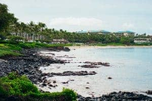 Best Hawaiian Snorkeling in December is Maui Coves