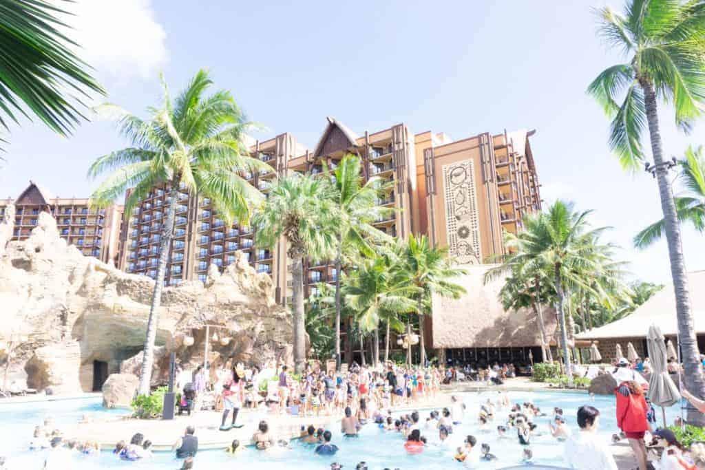 Disney Aulani Ko Olina days to stay on Oahu