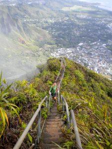 Hawaii Best Hike Stairway to Heaven