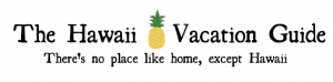 Hawaii Vacation Guide Logo Header 2
