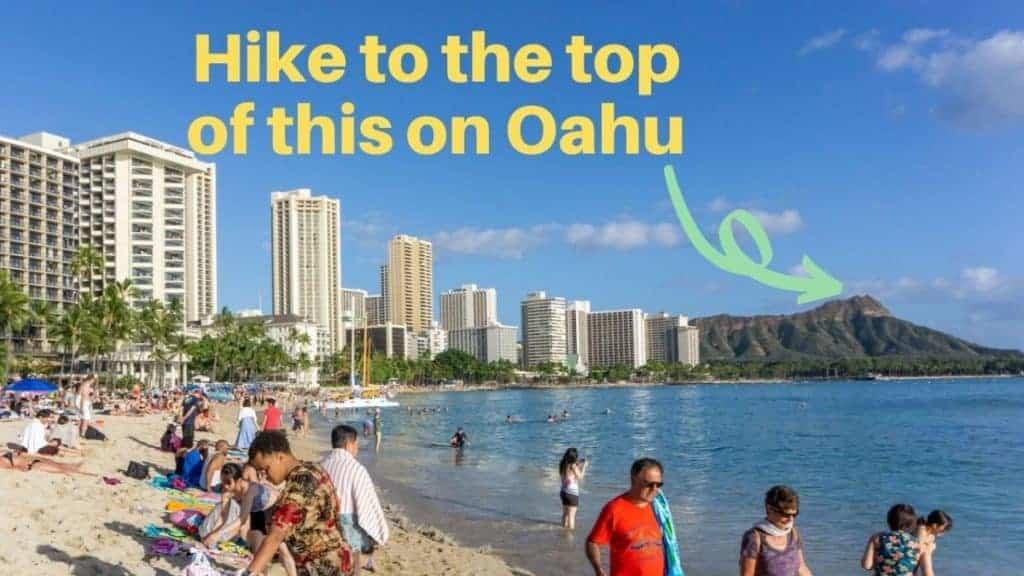 Hike Diamond Head Oahu Hawaii