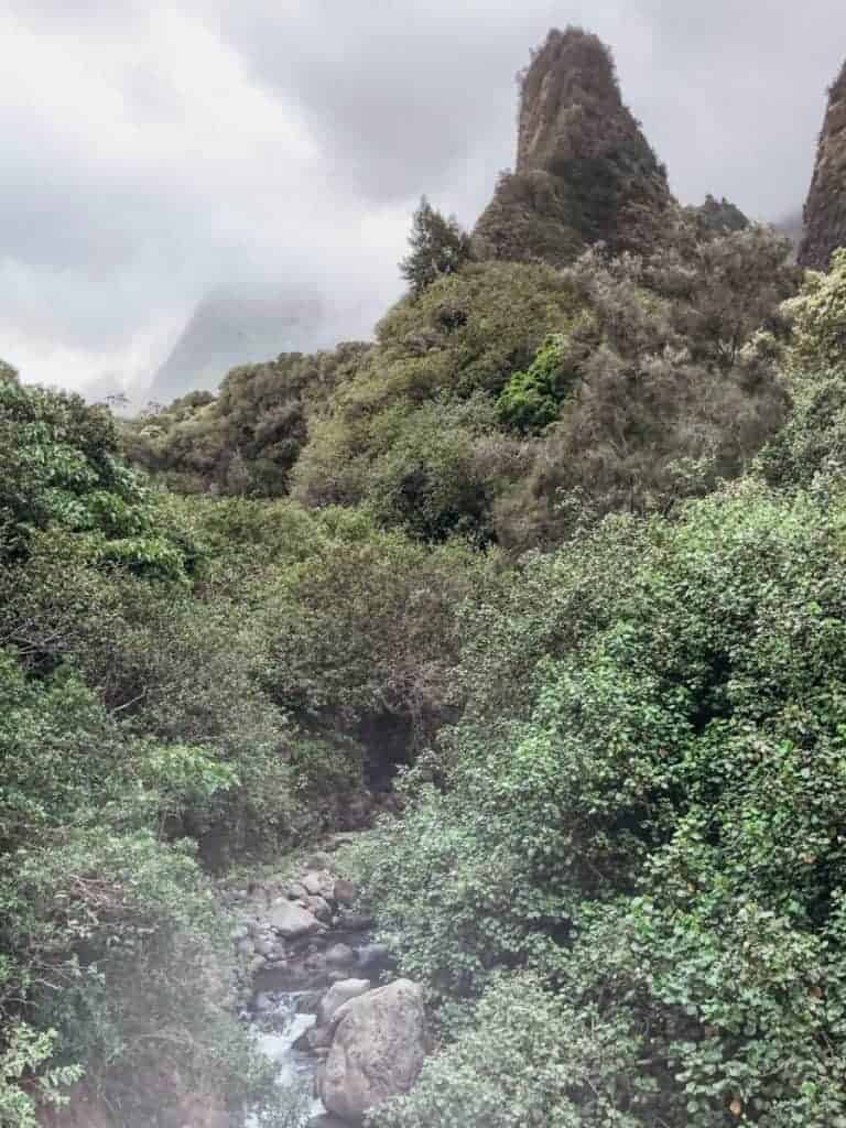 Iao Needle Hikes Maui Itinerary