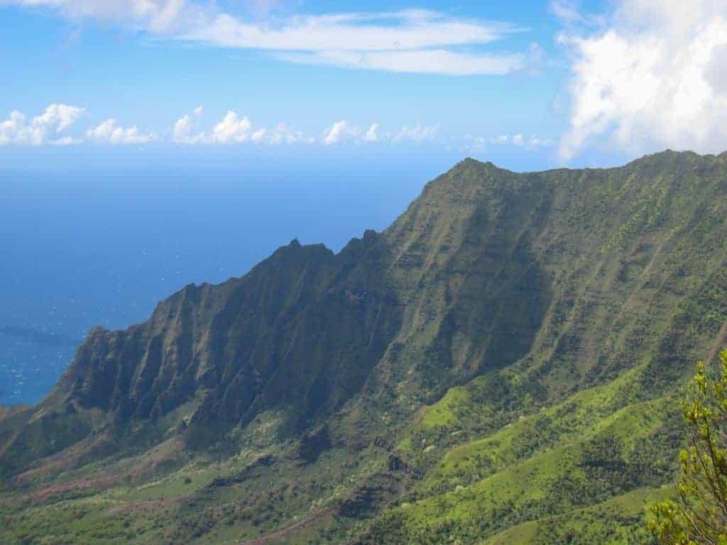 Kalalau Valley Kauai Hike Na Pali Coast