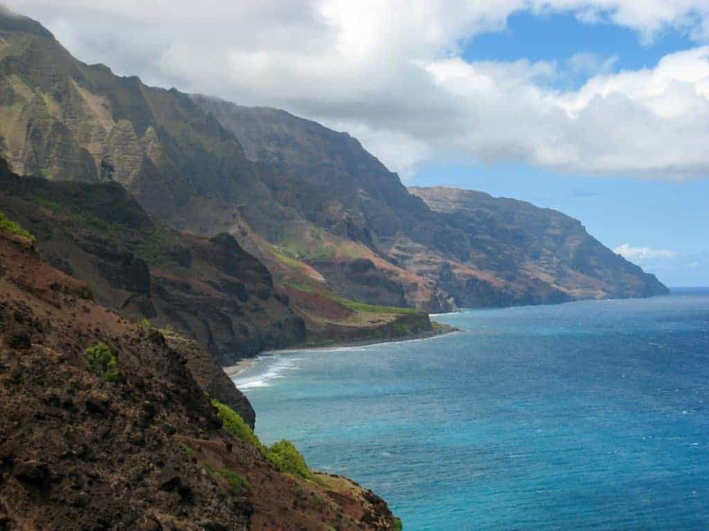 Kauai Coast Hawaii Itinerary